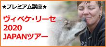 ヴィベケ・リーセ2020 JAPANツアー